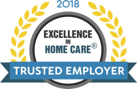 Trusted employer logo