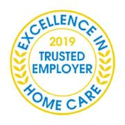 Trusted employer logo
